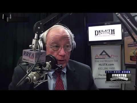 Mike Sullivan - Tax Assessor Collector Harris County - Houston Real Estate Radio