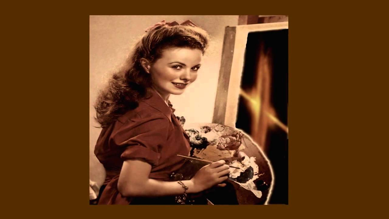 101 Strings Orchestra Jeannie With The Light Brown Hair Youtube