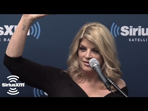 "Kirstie Alley [EXPLICIT] ""Dude, I'm not Jenny Craig"" // SiriusXM // Entertainment Weekly"