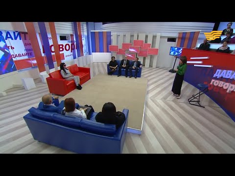 Let's talk. Talk show about Jehovah's Witnesses from Kazakhstan