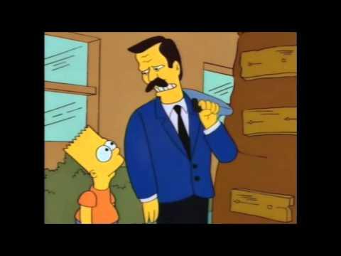 The Simpsons: Robert Goulet (Jingle Bells, Batman Smells)