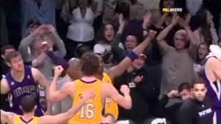 Kobe Bryant Top 10 Game Winners