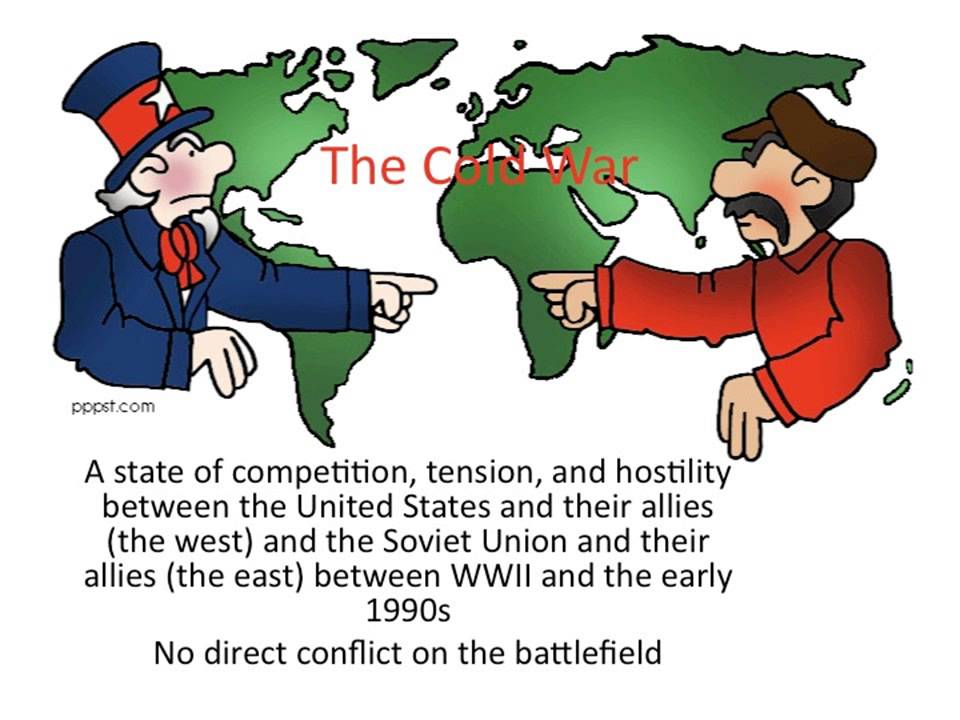 The End of WWII and the Start of the Cold War - YouTube