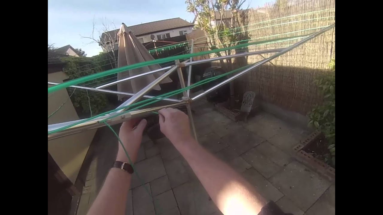 Outdoor Clothesline Rewire Youtube Rewiring A House Yourself Uk