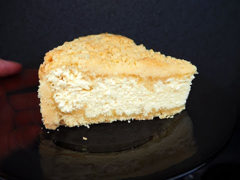 Королевская ватрушка (творожный торт)