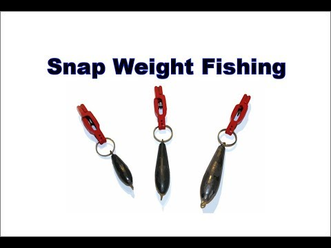 Snap Weight Fishing