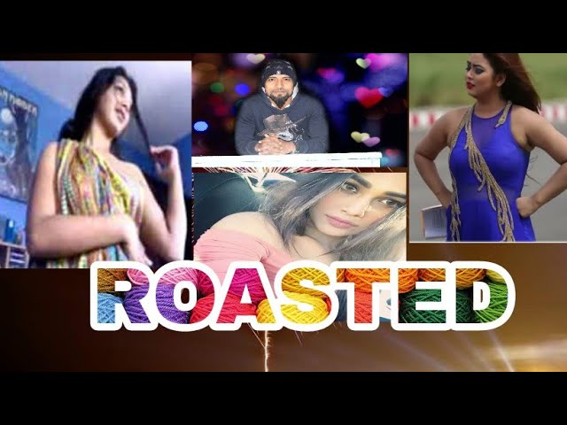 Bangladeshi Model Prova Piya Bipasha And Vabna (ROASTED) Vobogure LTD. Al Mamun Ft Tahseenation