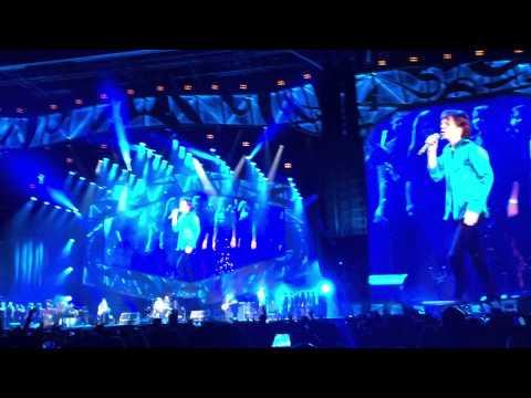 Rolling Stones Zipcode Tour in San Diego California May 24, 2015
