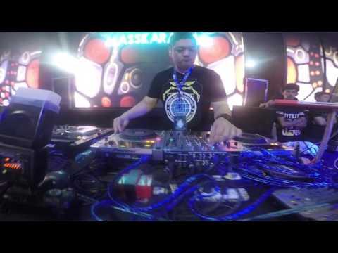 DJ RODNEY MARTINEZ BACOLOD MASSKARALAND 2015 MAINSTAGE