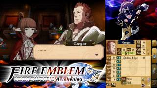 Fire Emblem: Awakening - DLC Map: The Future Past 1 (Hard-Classic Mode)