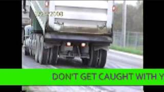 All Dump Trucks and Cement Trucks need this!!