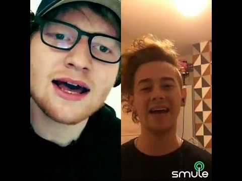Castle on the Hill with Ed Sheeran Smule