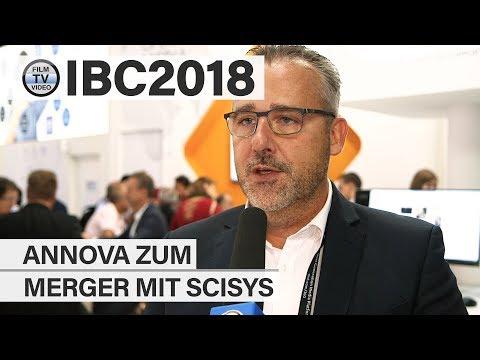 IBC2018: Annova Merger mit Scisys MBS