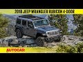 2018 Jeep Wrangler Rubicon | First Drive Review | Autocar India Mp3