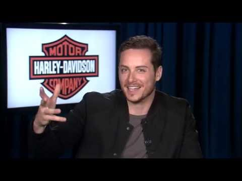 'Chicago P.D.' Star Jesse Lee Soffer  with New Theory Magazine