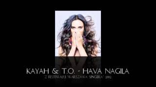 Kayah & Transoriental Orchestra - Hava Nagila (Festiwal Warszawa Singera 2012)