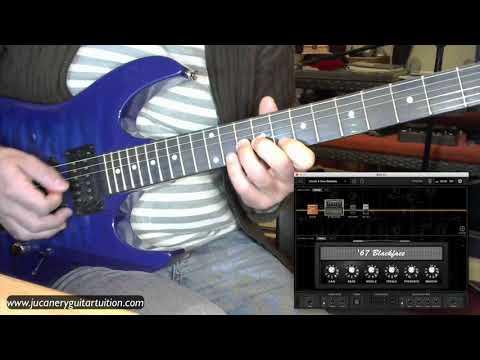 Guitar Improv Blues Jazz Fusion