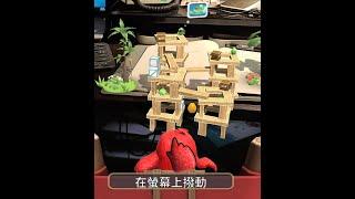 [使用經驗]  三星Galaxy S20+ 體驗AR遊戲- Angry Birds AR