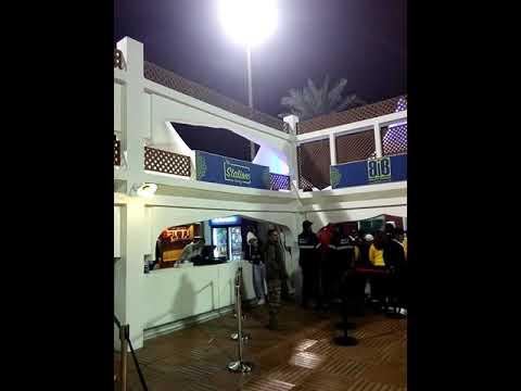 Food courts at #Qatar #ExxonMobilOpen 2018