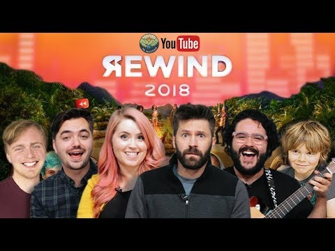 The Valleyfolk 2018 Youtube Rewind!