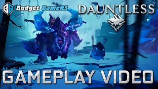 Boreus Hunt With Flame Repeaters Dauntless 2019 Gameplay 1 1