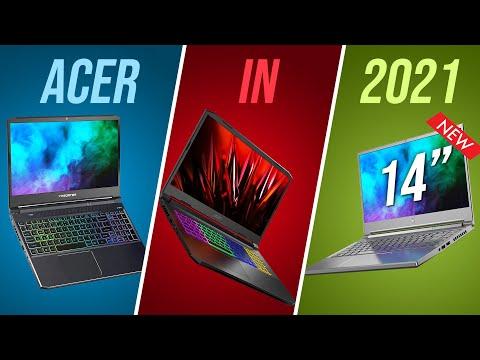 New Acer 2021
