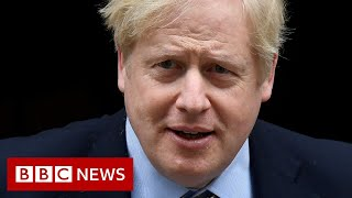Coronavirus: Boris Johnson 'in good spirits' and is stable in hospital - BBC News