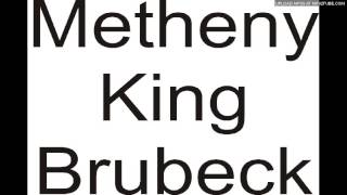Pat Metheny, BB King, Dave Brubeck - Lover Man