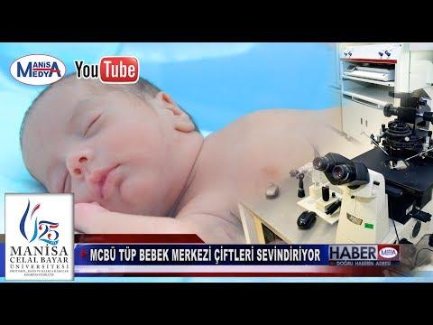 MCBÜ Hafsa Sultan Hastanesi Tüp Bebek Merkezi çocuk sahibi olamayan çiftleri sevindiriyor