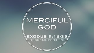 MERCIFUL GOD - Pastor Billy Jung (Hope of Glory)