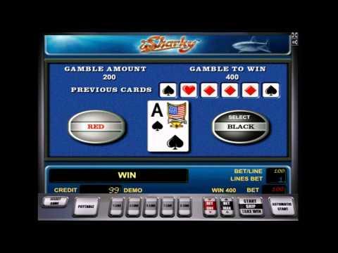 Игровой автомат Sharky (Пираты)
