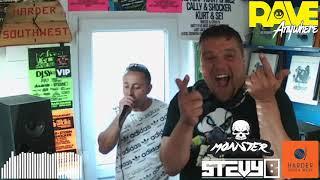 DJ Monster & Stevy B LIVE on Rave Anywhere