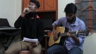Coffee Houser Sei Addata (Acoustic Cover) || Manna Dey