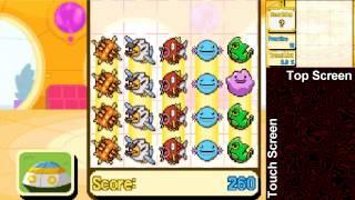[LET'S PLAY] Pokémon Trozei! - Part 1