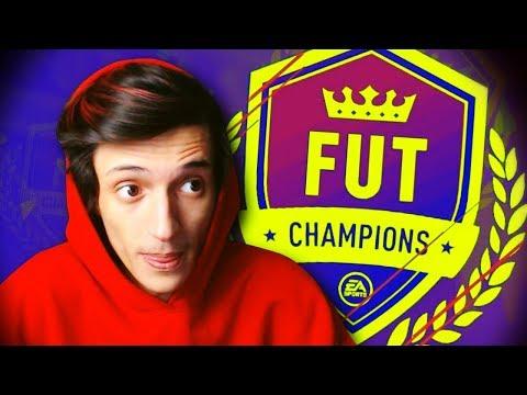 FUT CHAMPIONS CON IL MIO MIGLIOR TEAM DI SEMPRE!