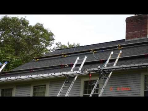 Roof Savers Long Island  Repairs Footage