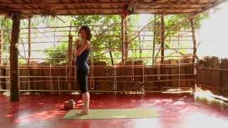 Séquence Yoga vinyasa en Inde / Niveau intermédiaire