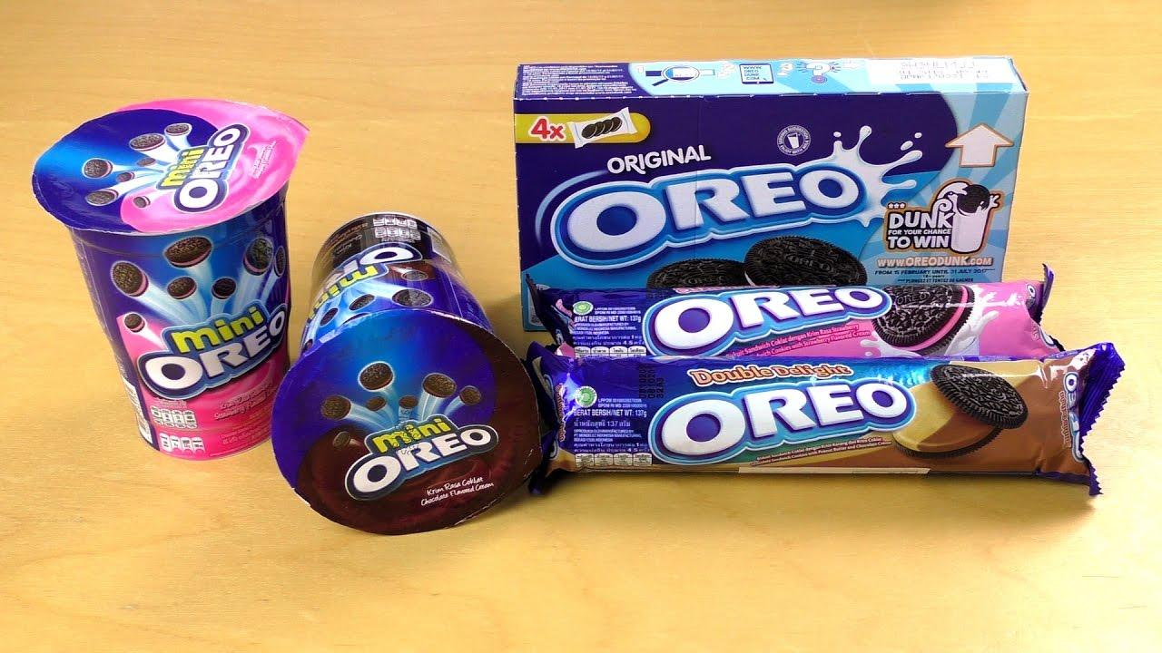 Tak Gunakan Kakao Betulan Seperti yang Tercantum pada Kemasan, Produsen Oreo Di-class Action