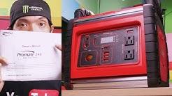 Promate 240 Review - Indoor/Outdoor Portable Generator