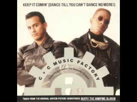 c+c music factory - keep it comin' (straight outta da bronx mix)