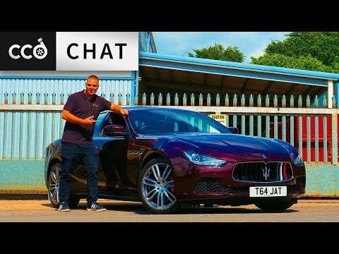 I BOUGHT A NEW CAR! Maserati Ghibli **DIESEL**