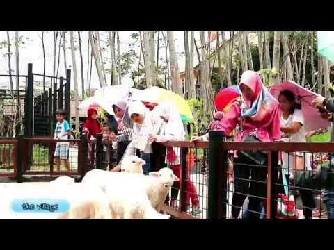 The Village Wisata Eropa Di Purwokerto - Jawa Tengah