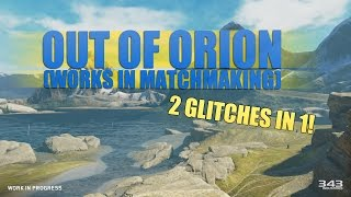Halo 5: Guardians - Out of Orion (Easy in Matchmaking) Plus out of Full Alpine Canvas!