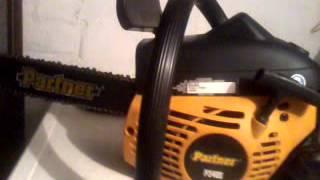 видео Выбор бензопилы партнер 340s и 350s характеристики