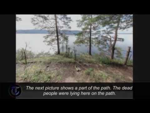 Anders Behring Breivik trial: police witness describes the scene on Utoya