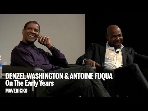 DENZEL WASHINGTON & ANTOINE FUQUA The Early Years | Mavericks | Festival 2014
