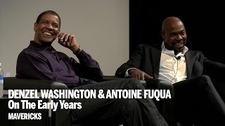 DENZEL WASHINGTON & ANTOINE FUQUA The Early Years | Mavericks | Festival 2014