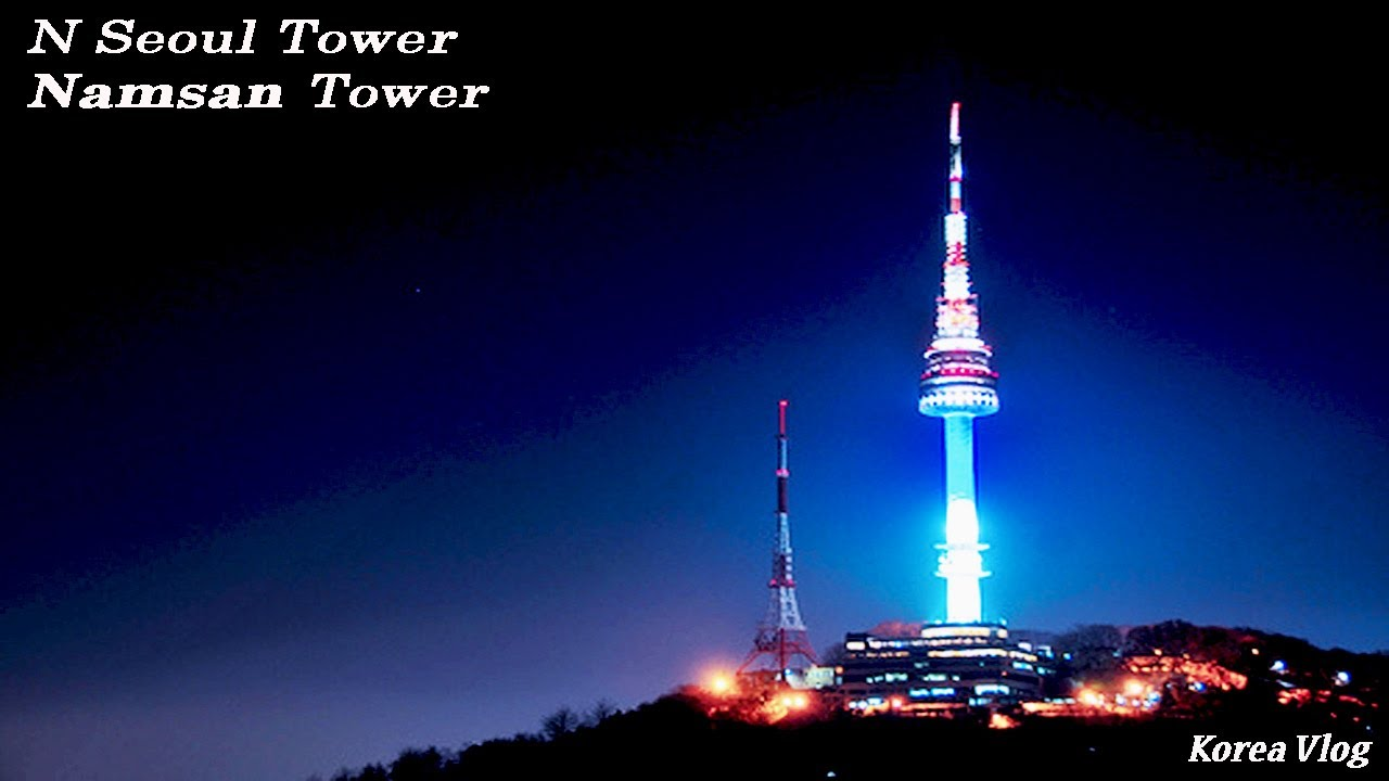 N Seoul Tower Eng Sub Hd Youtube