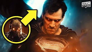 Zack Snyder's Justice League Official Trailer Breakdown | Easter Eggs, Things You Missed And Story