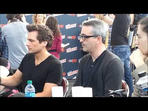 Len Wiseman & Alex Kurtzman from Sleepy Hollow, New York Comic Con